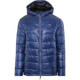 Y by Nordisk Ace Veste en duvet H-Box Homme, estate blue/black